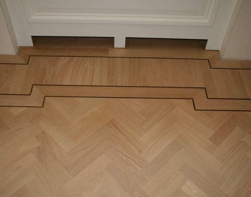tapis visgraat